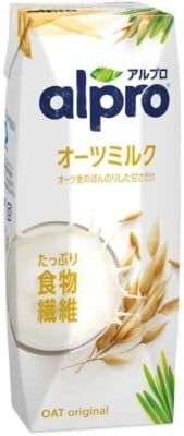 アルプロ┃オーツミルク
