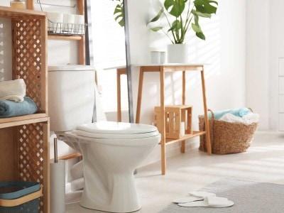 トイレの風水カラー!2021年に取り入れたい収納、インテリアの色