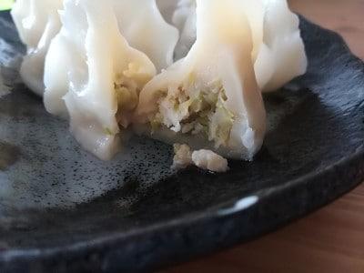 豚肉水餃子