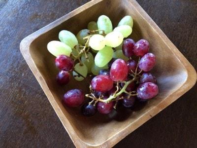 果物を入れても見栄えがいい